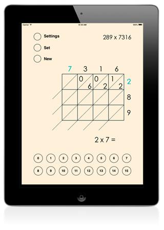 idevbooks lattice multiplication. Black Bedroom Furniture Sets. Home Design Ideas